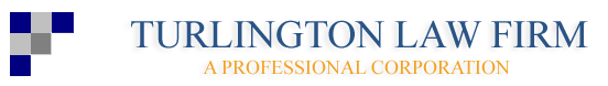 Turlington Law Firm A Professional Corporation